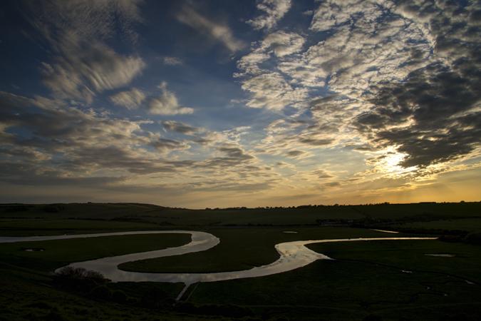 Sussex landscape photography
